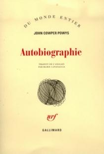 Autobiographie - John CowperPowys