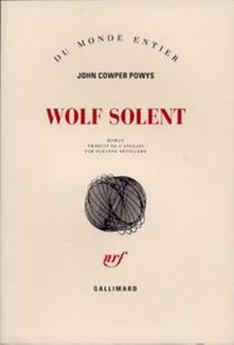 Wolf Solent - John CowperPowys
