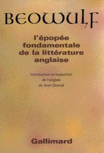 Beowulf : l'épopée fondamentale de la littérature anglaise -