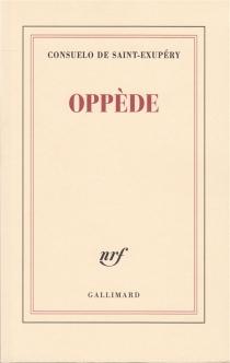 Oppède - Consuelo deSaint-Exupéry
