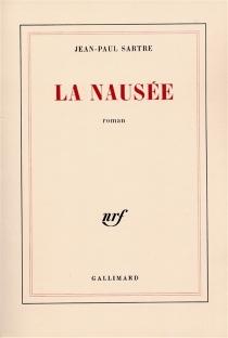 La nausée - Jean-PaulSartre