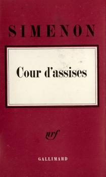 Cour d'assises - GeorgesSimenon