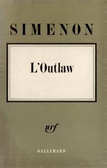 L'Outlaw - GeorgesSimenon