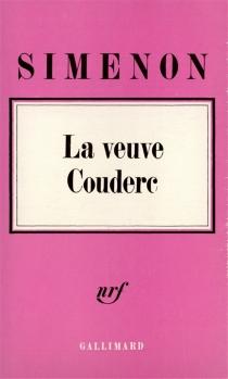 La Veuve Couderc - GeorgesSimenon