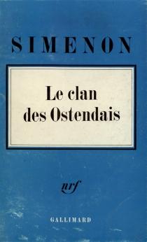 Le Clan des Ostendais - GeorgesSimenon