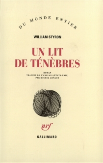 Un lit de ténèbres - William Styron