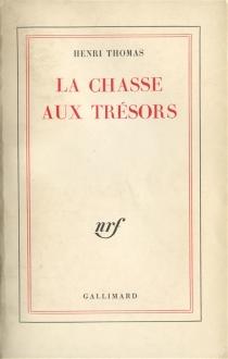 La Chasse aux trésors - HenriThomas
