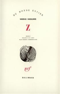Z - VassilisVassilikos