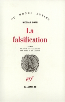 La falsification - Nicolas Born