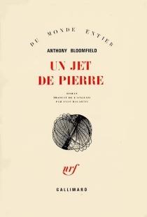 Un jet de pierre - AnthonyBloomfield