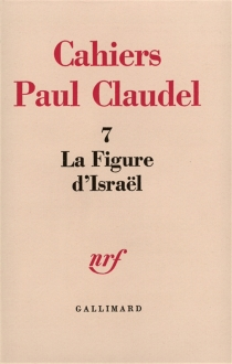 La figure d'Israël - Paul Claudel