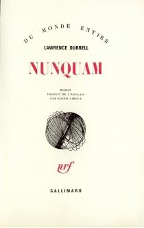 Nunquam - LawrenceDurrell