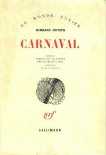 Carnaval - GerhardFritsch
