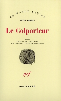 Le colporteur - PeterHandke