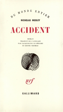 Accident - Nicholas Mosley