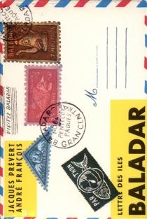 Lettres des Iles Baladar - AndréFrançois