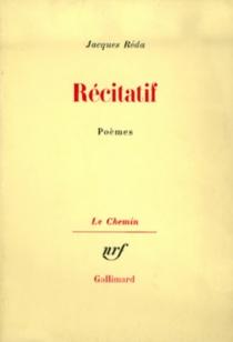 Récitatif - JacquesRéda