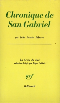 Chronique de San Gabriel - Julio Ramon Ribeyro