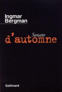 Sonate d'automne - IngmarBergman