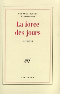 Journal - Jacques de Bourbon Busset