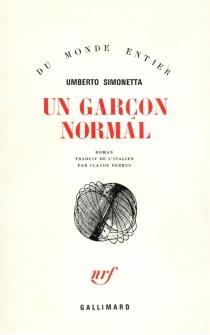 Un garçon normal - UmbertoSimonetta