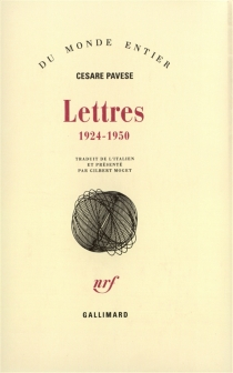 Lettres : 1924-1950 - Cesare Pavese