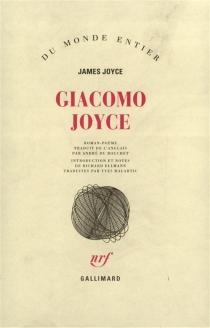 Giacomo Joyce : roman-poème - JamesJoyce