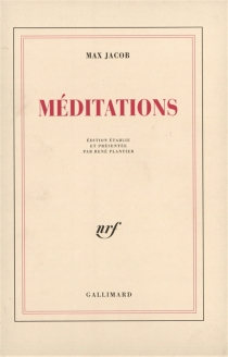 Méditations - MaxJacob