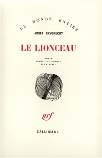 Le lionceau - JosefSkvorecky