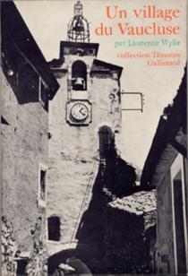 Un Village du Vaucluse - LaurenceWylie