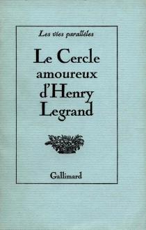 Le cercle amoureux - HenryLegrand