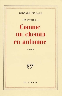 Inventaire - BernardPingaud