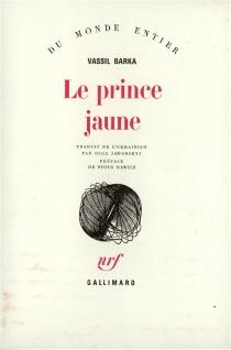 Le prince jaune - VassilBarka