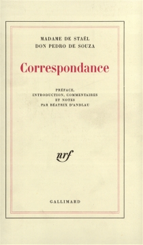 Correspondance - PedroDe Souza