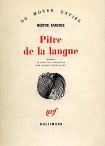 Pitre de la langue - NéstorSánchez