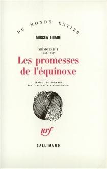 Mémoire - MirceaEliade
