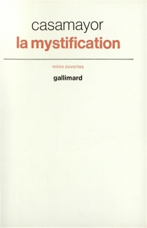 La Mystification - Louis Casamayor