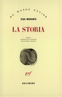 La storia - ElsaMorante