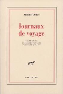 Journaux de voyage - AlbertCamus