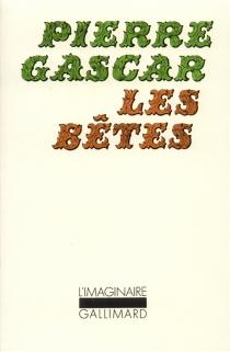 Les bêtes - PierreGascar