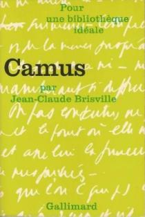 Camus - Jean-ClaudeBrisville
