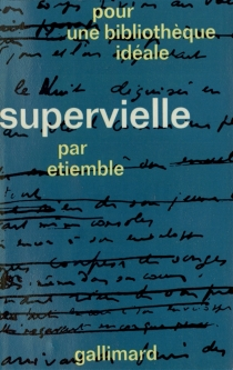 Supervielle - René Étiemble