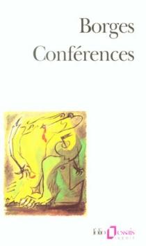 Conférences - Jorge LuisBorges