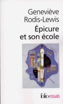 Epicure et son école - GenevièveRodis-Lewis