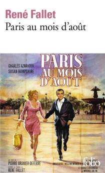 Paris au mois d'Août - RenéFallet