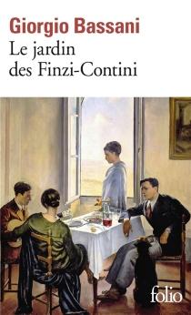 Le jardin des Finzi-Contini - GiorgioBassani