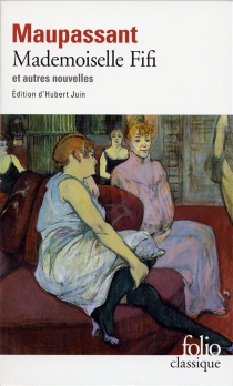 Mademoiselle Fifi - Guy deMaupassant