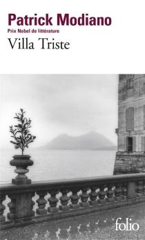 Villa Triste - PatrickModiano