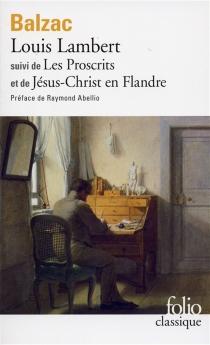 Louis Lambert - Honoré deBalzac
