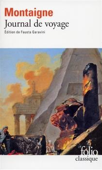 Journal de voyage - Michel deMontaigne
